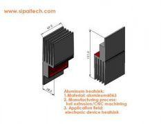 electronic heatsink