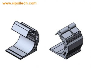 aluminum wall bracket