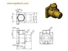solenoid valve body