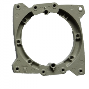 5G microwave antenna mounting plate