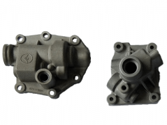 automotive shift gear box die casting cover