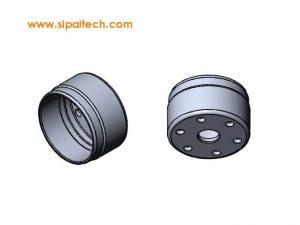 sensor cup insert