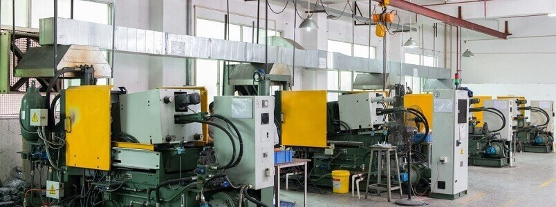 die casting foundry