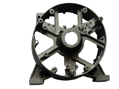 motor front cap die casting