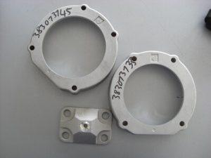 aluminum forging components