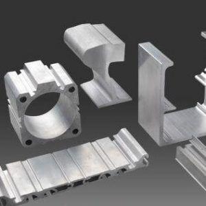 metal extrusion profile
