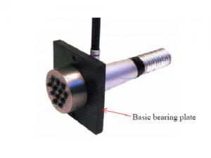 Post tension anchorage bearing plates