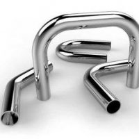 tube bending sample